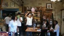 "Produksi XV Teater Kalangan - ""TANAH AIR TANPA IBU"" respon puisi Riki Dhamparan Putra"